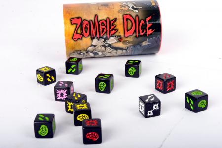 Zombie Dice - EN1