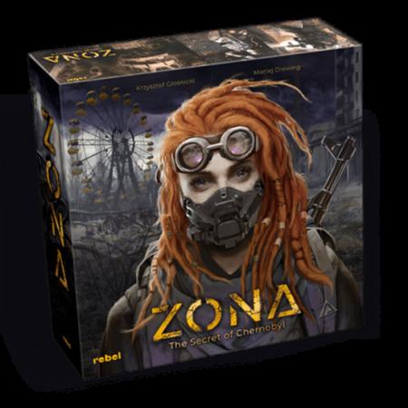 Zona: The Secret of Chernobyl - EN0