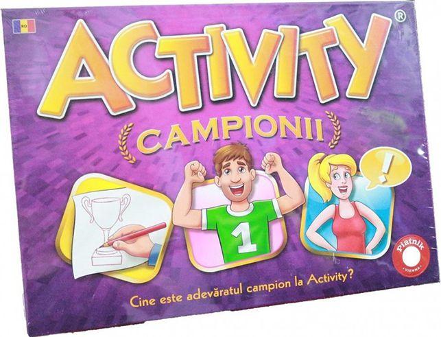 Activity Campionii - RO