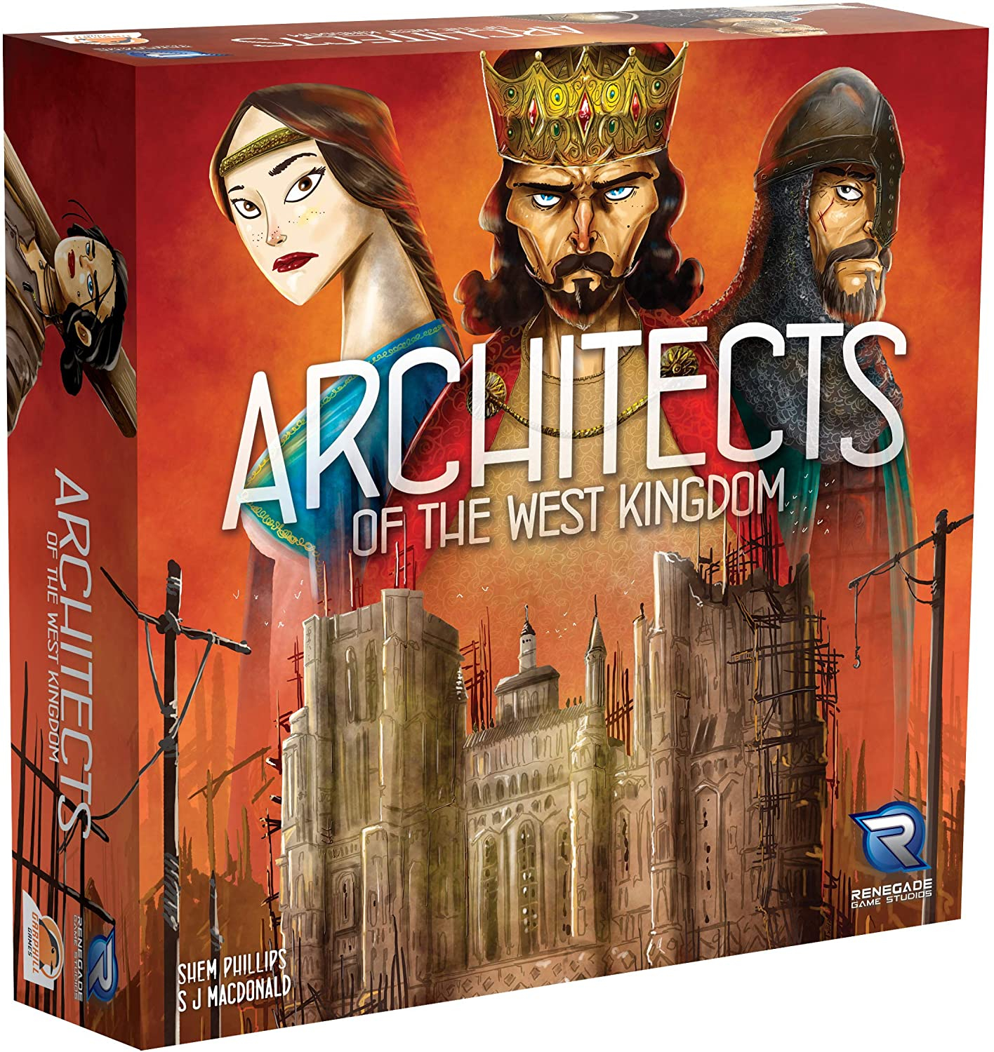 Architects of the West Kingdom - EN