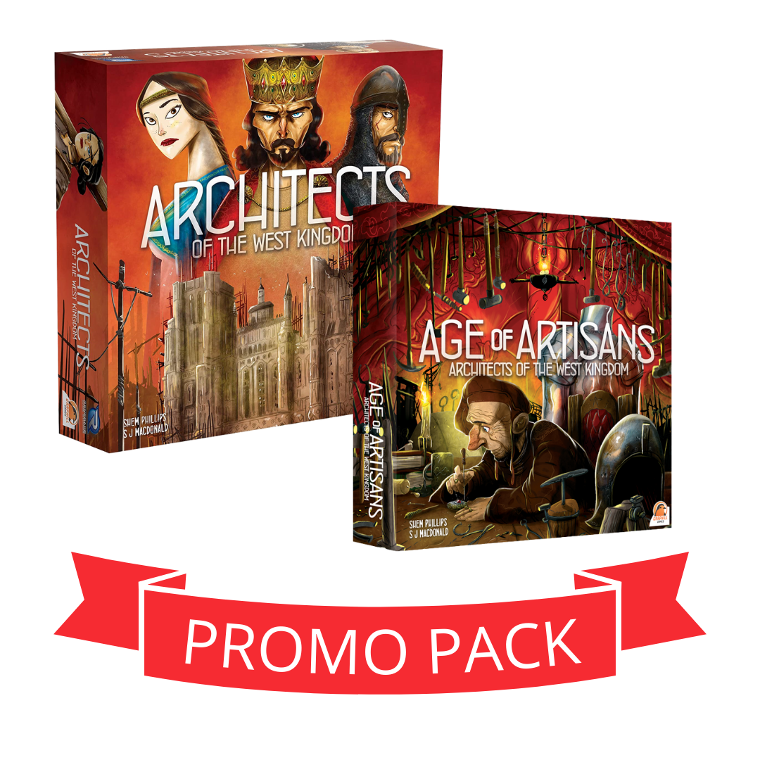Architects of the West Kingdom - Promo Pack