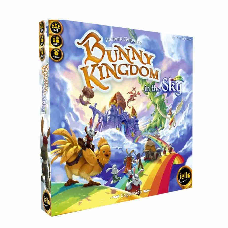 Bunny Kingdom: In The Sky (Extensie) - EN