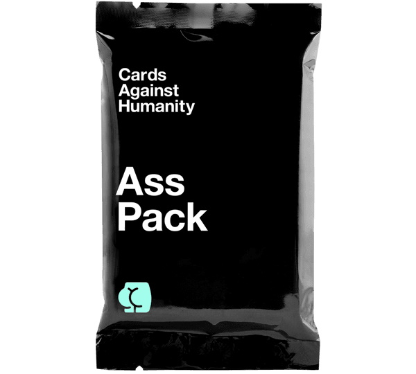 Cards Against Humanity - Ass Pack - EN