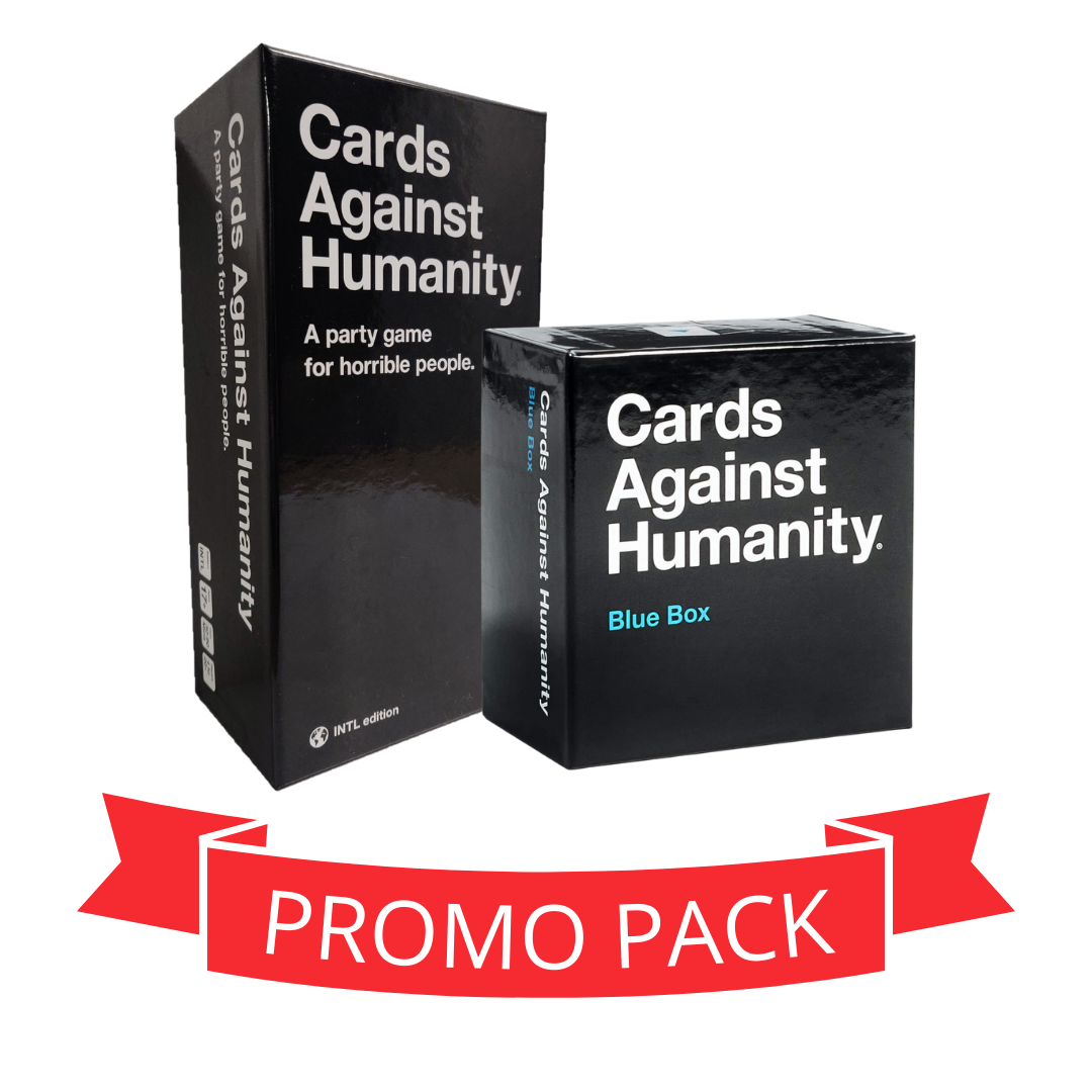Cards Against Humanity  Blue Box - Promo Pack