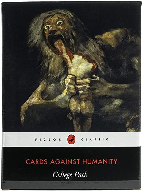 Cards Against Humanity - College Pack - EN