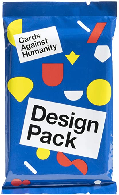 Cards Against Humanity - Design Pack - EN