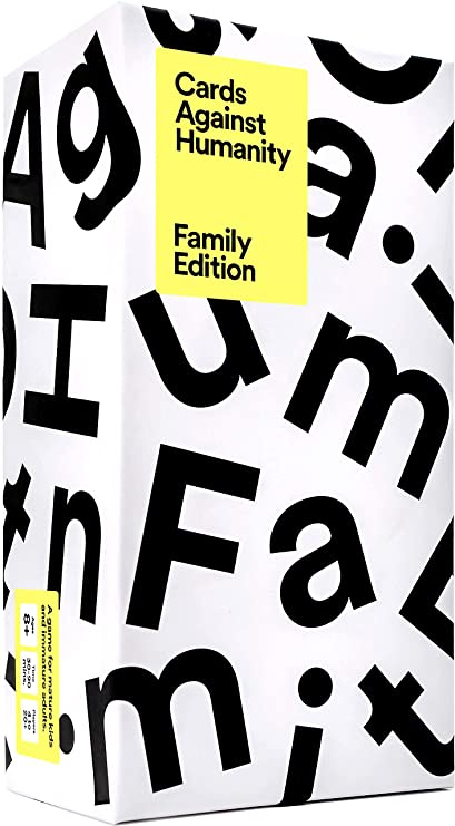 Cards Against Humanity - Family Edition - EN