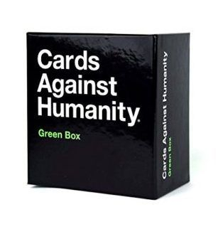 Cards Against Humanity - Green Box - EN