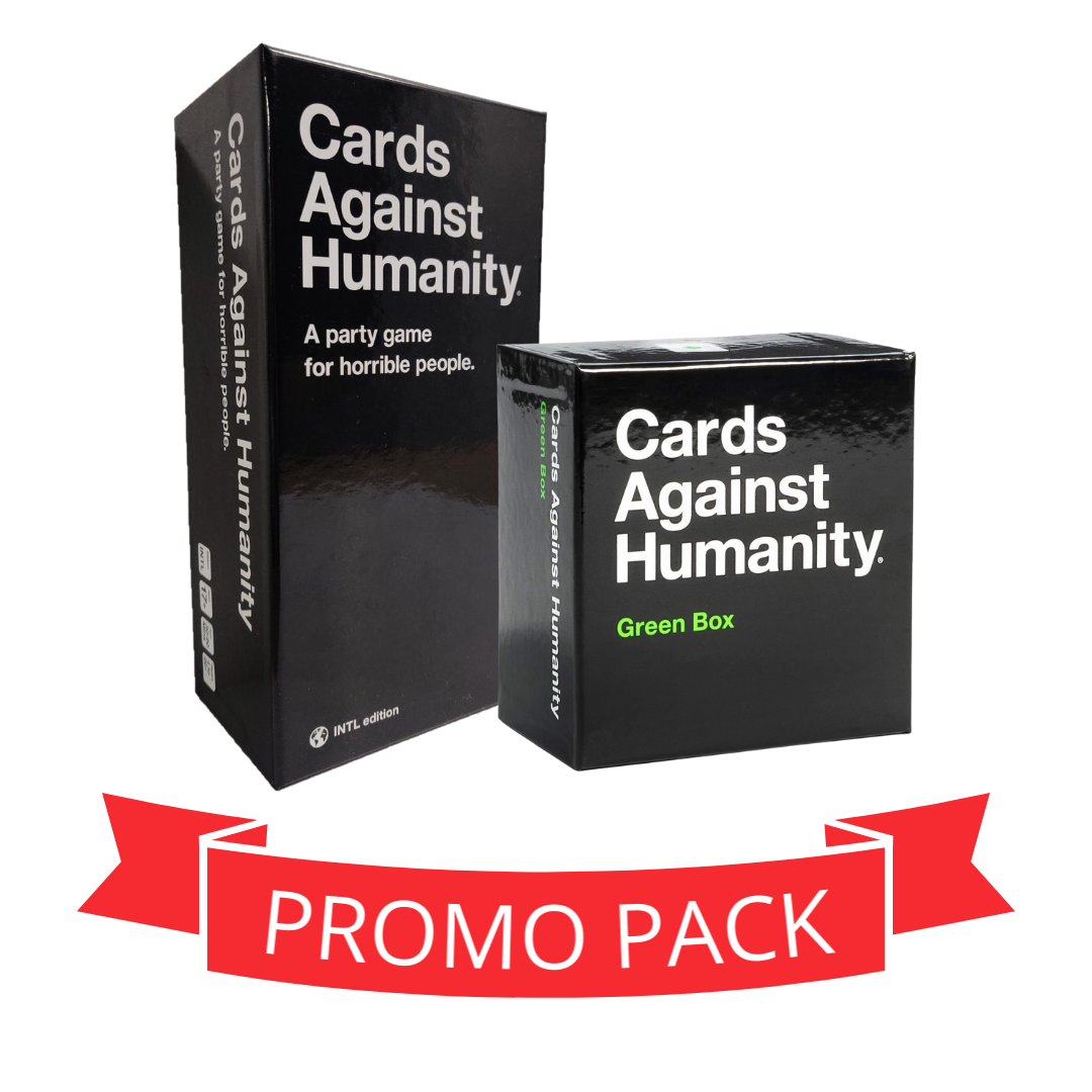 Cards Against Humanity  Green Box - Promo Pack