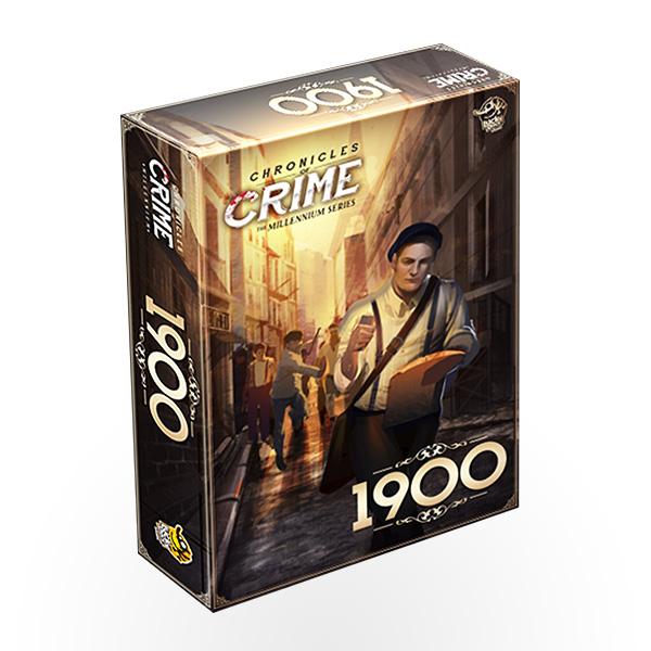 Chronicles of Crime: 1900 - EN
