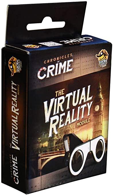Chronicles of Crime - Glasses - EN