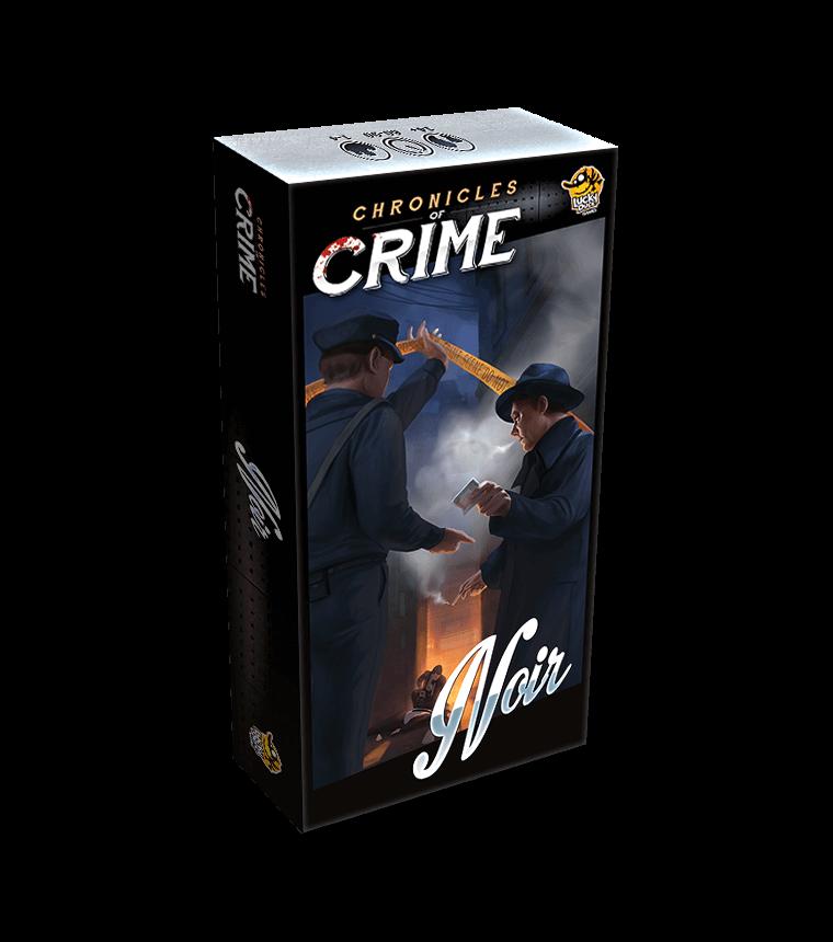 Chronicles of Crime - Noir (Extensie) - EN
