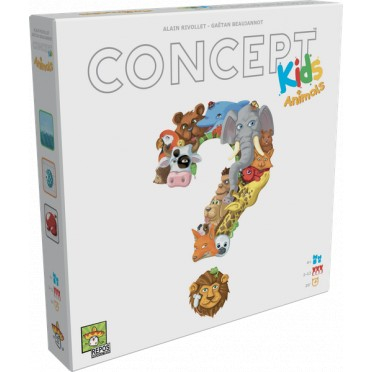 Concept Kids: Animals - EN
