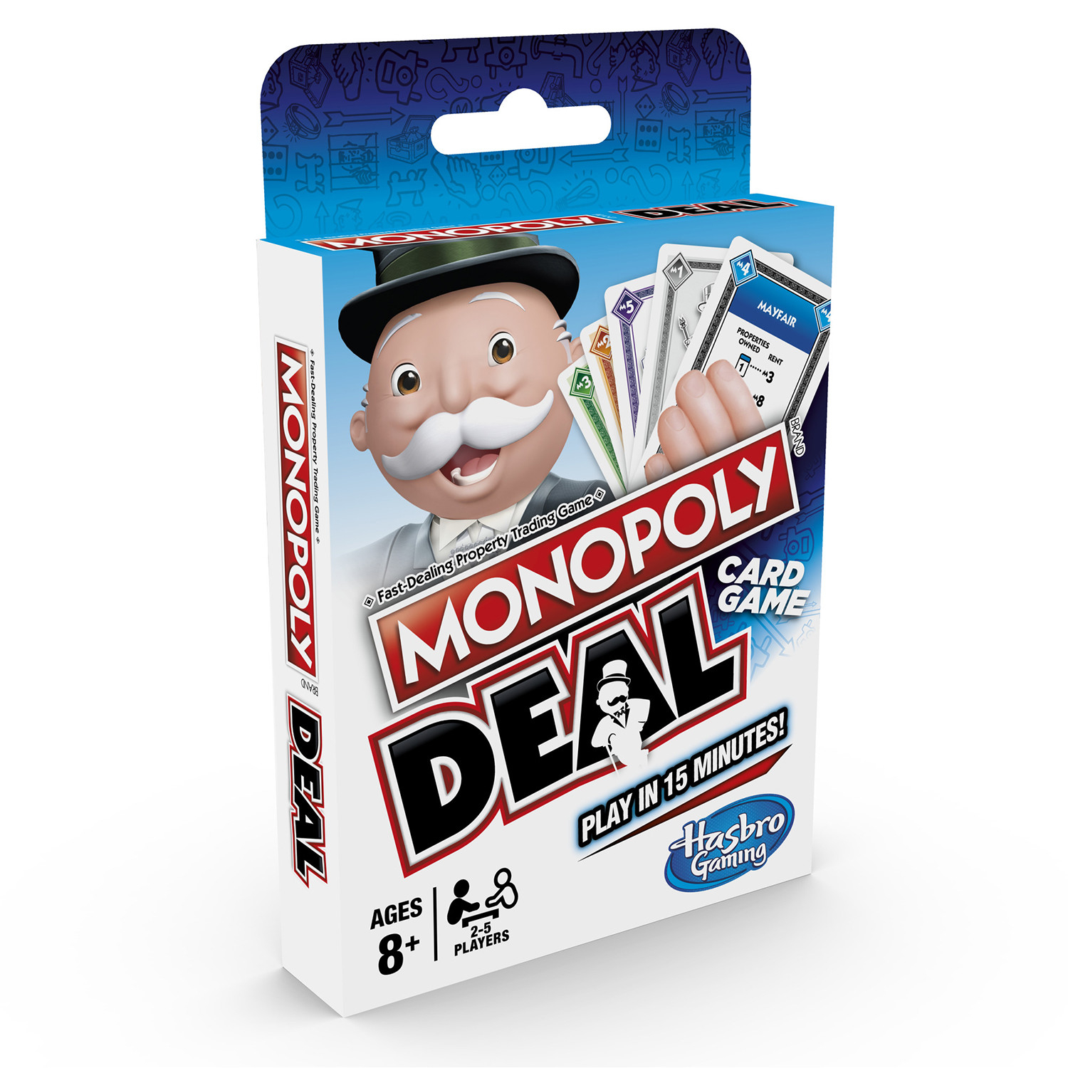 Monopoly Deal Card Game - EN