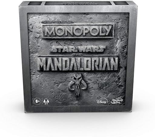 Monopoly Star Wars: The Mandalorian Edition - EN