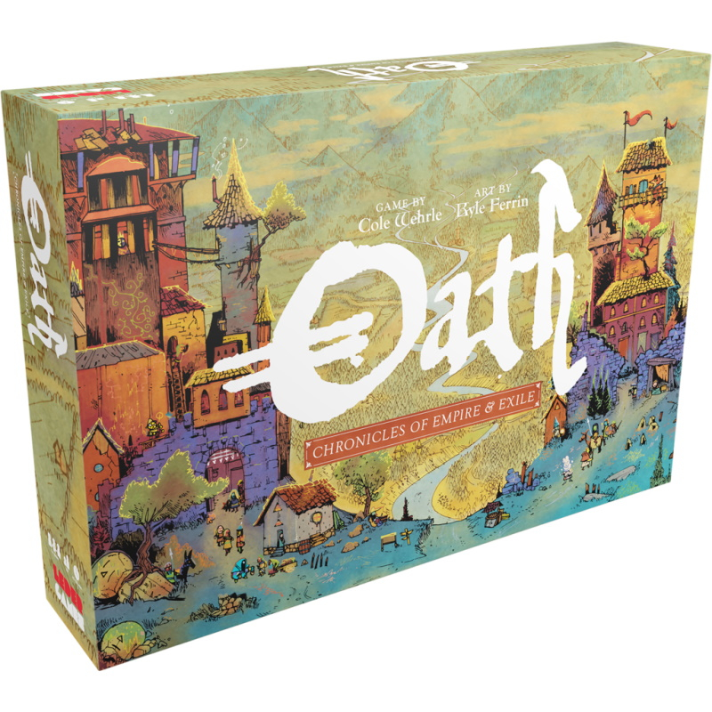 Oath: Chronicles of Empire and Exile - EN