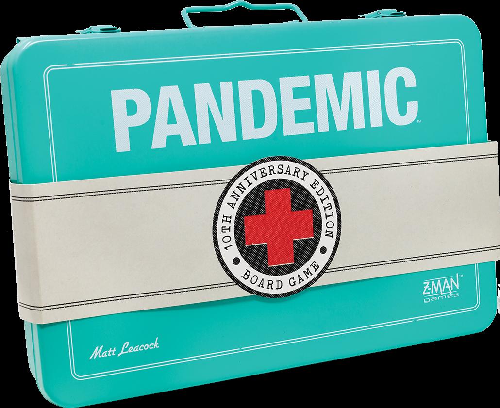 Pandemic 10th Anniversary Edition - EN