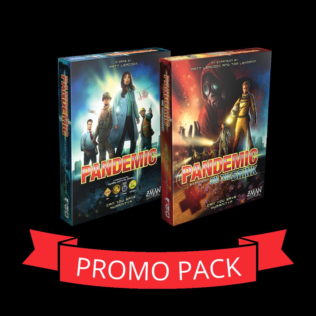 Pandemic - Promo Pack
