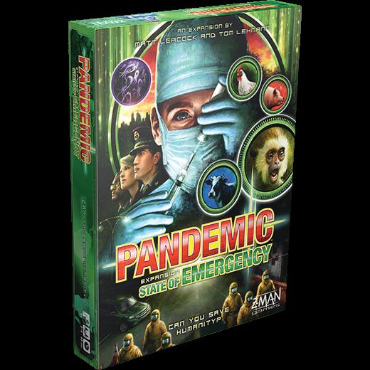 Pandemic: State of Emergency (Extensie) - EN