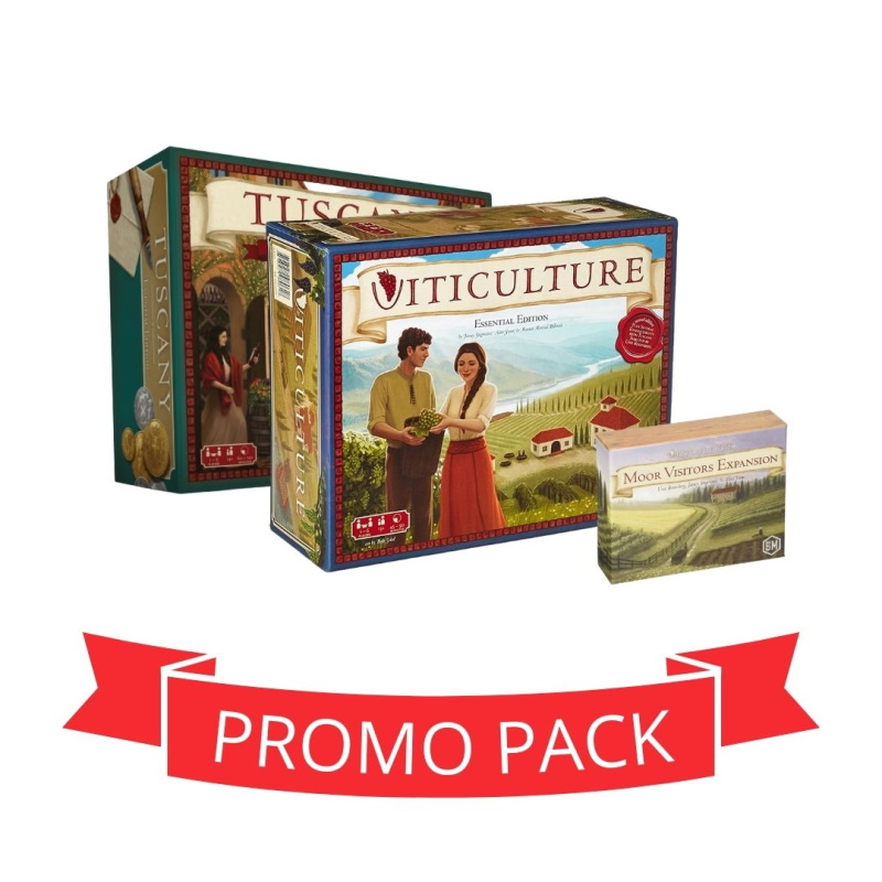 Viticulture + Tuscany + Moor Visitors
