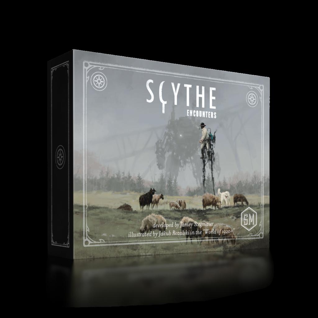 Scythe Encounters - EN