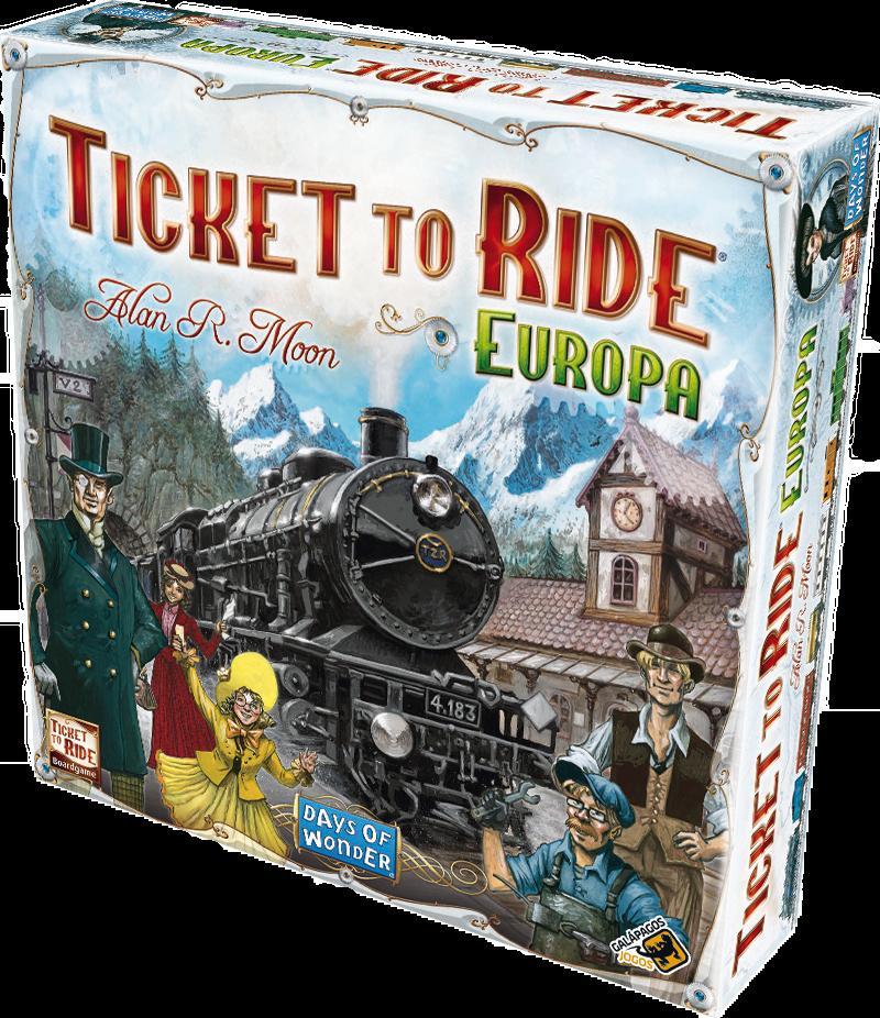 Ticket to Ride: Europa - RO