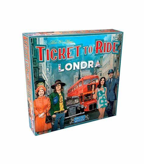 Ticket to Ride: Londra - RO
