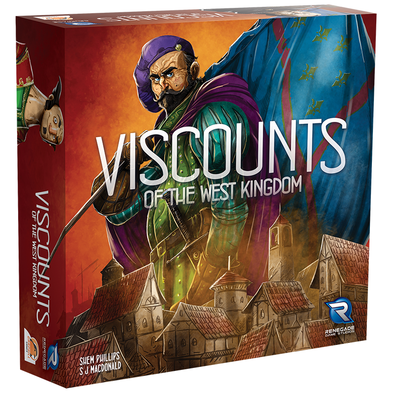 Viscounts of the West Kingdom - EN