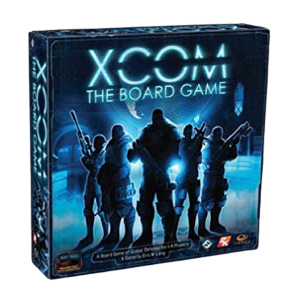 XCOM: The Board Game - EN