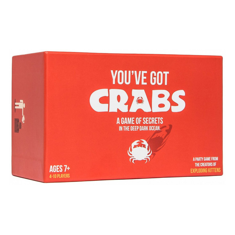You ve Got Crabs + Crab Claws - Promo Pack