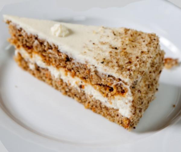 Carrot cake fara gluten 0
