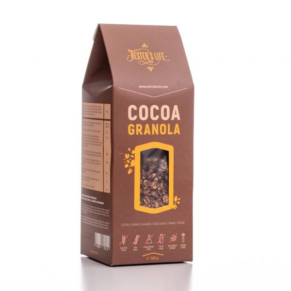 Cocoa Granola 0