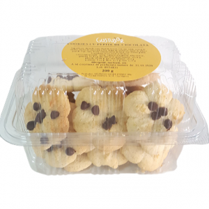 Cookies cu vanilie și pepite de ciocolată [1]