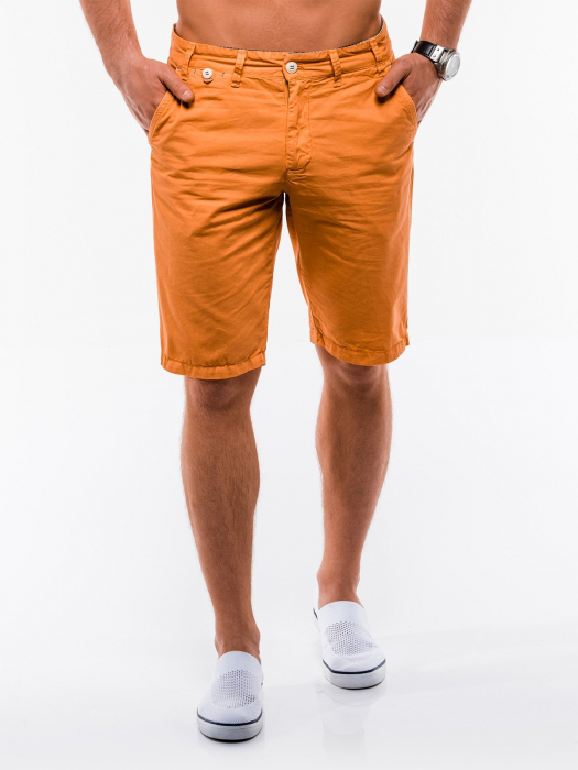 Pantaloni scurti barbati W195 - orange 0