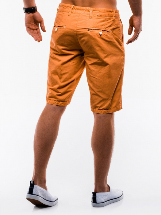 Pantaloni scurti barbati W195 - orange 1