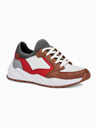 Sneakers casual barbati T363 - maro0