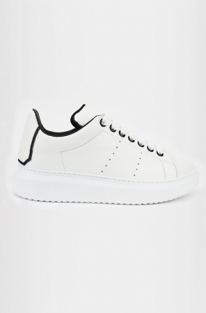 RAPTOR PROTOMAX SHOES BY GIULIANO SABAU FULL WHITE0