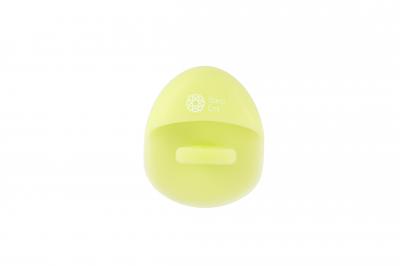 Burete curăţare facială din silicon (verde proaspăt)4