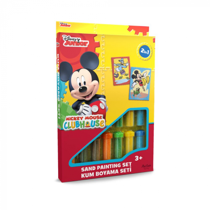 Mickey Mouse & Donald Duck 0