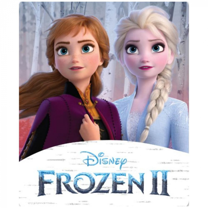 Pictura cu nisip colorat Frozen II – Elsa & Anna & Olaf 4