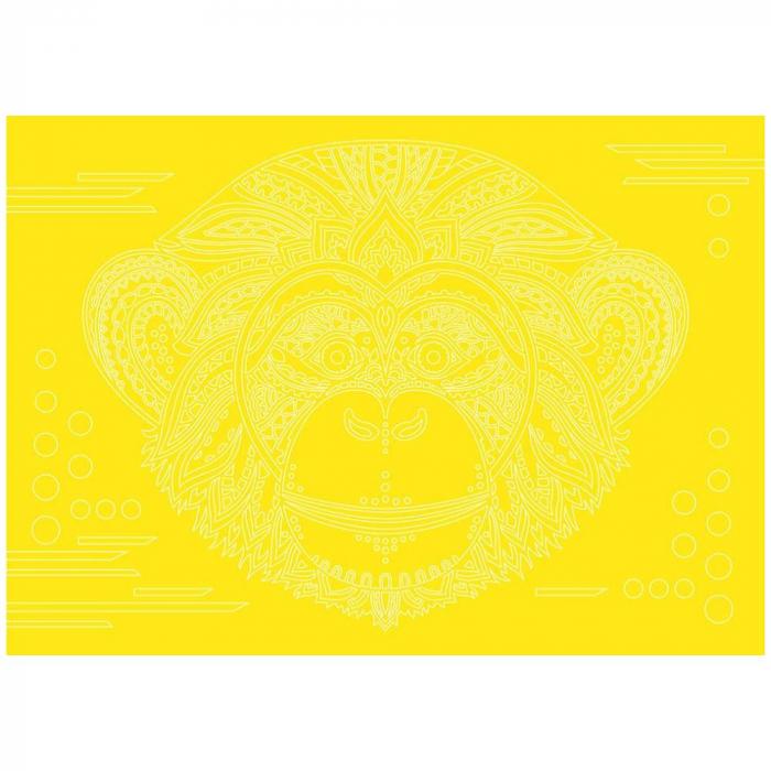 Leu, Elefant, Maimuta 5