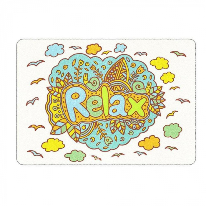 Pictura cu nisip colorat Relax 2
