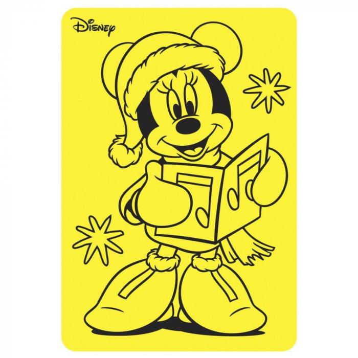 Minnie Mouse Santa Disney 1