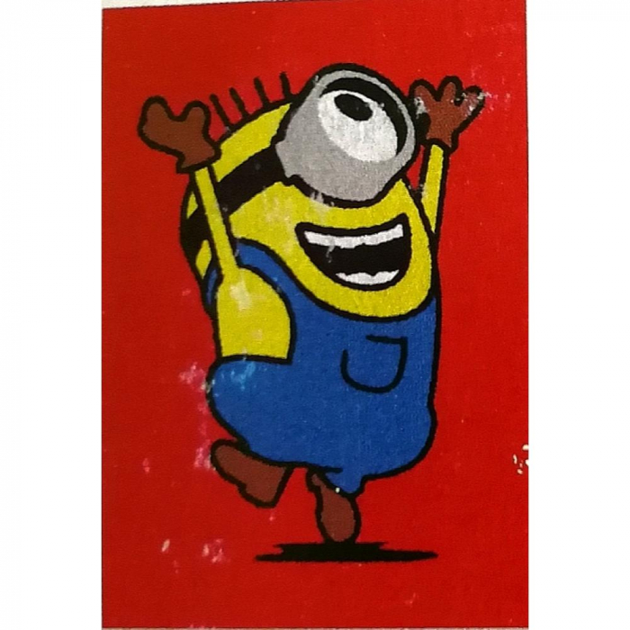 Pictura cu nisip colorat Minion – Stuart, Bob, Agnes 4