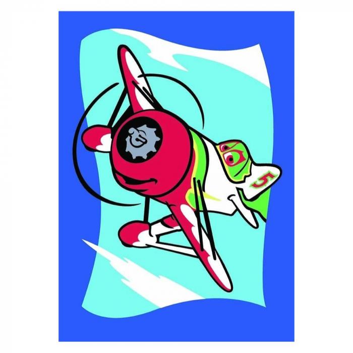 Pictura cu nisip colorat Avioane – Dusty Crophopper & El Chupacabra 2