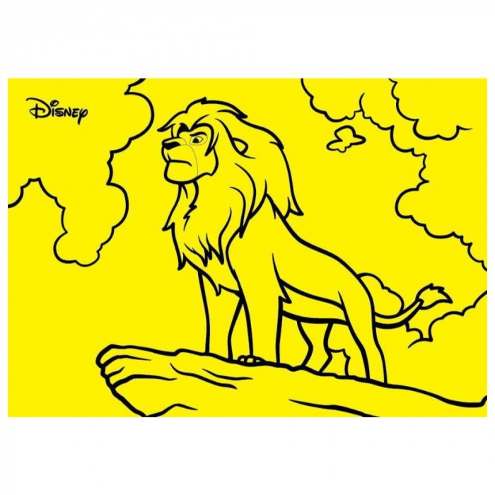 Lion King Disney 1