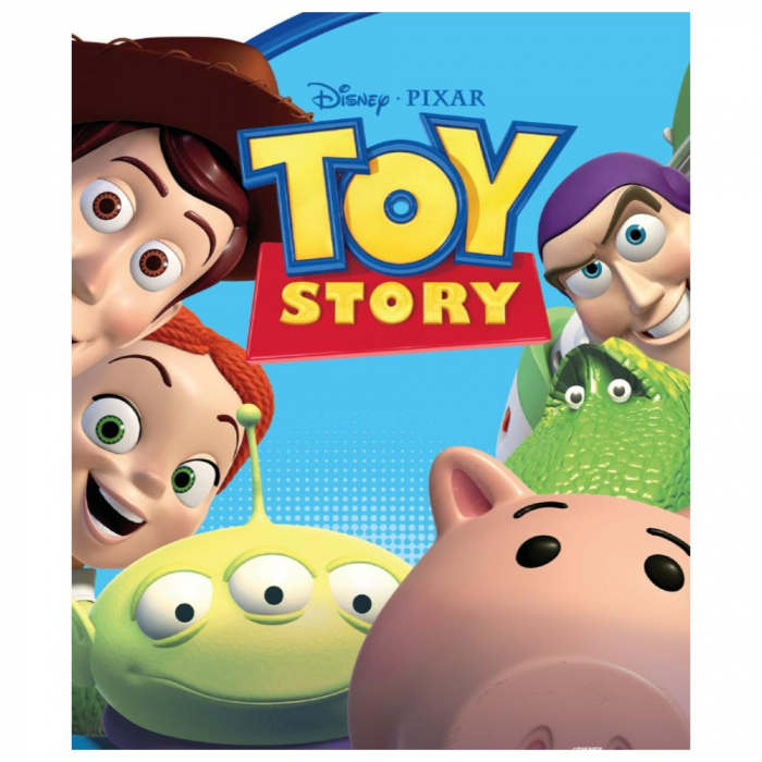 Pictura cu nisip colorat Toy Story 4 – Bo Peep & seriful Woody 2