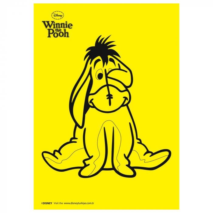 Winnie The Pooh & Piglet & Tigger & Eeyore 4