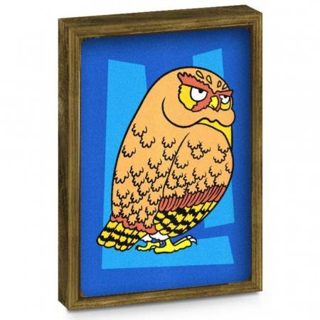 Bufnita, Cerb, Set creativ, pictura cu nisip colorat, 2 planse 23,5 x 33 cm, 2 rame, 30 tuburi nisip multicolor, 2 pensete, 2 folii protectie, pentru 10 – 99 ani1
