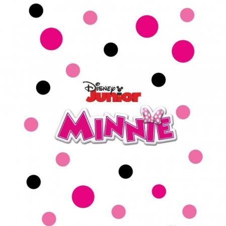 Minnie Mouse Love, Disney, Set creativ Pictura cu nisip colorat, 1 plansa 21 x 29,7 cm, 10 plicuri nisip multicolor, 1 betisor, 1 folie protectie, + 3 ani2